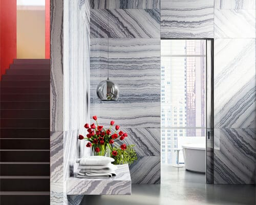 LINVISIBILE - Linvisibile is the innovative system for bespoke design doors and technical closures totally flush-to-wall - Discover more at SOLUZIOIN Singapore
